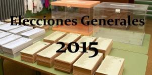 Imagen de la noticia Elecciones 2015