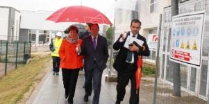 Imagen de la noticia Culminación de las obras de la Ciudad Deportiva de Alpedrete
