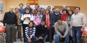 Imagen de la noticia Desayuno navideño con los trabajadores de APASCOVI