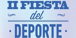 Imagen de la noticia 10-11 de abril, ¡ven a la II Fiesta del Deporte!
