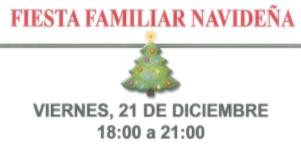 Imagen de la noticia Fiesta de Navidad en el Centro Juventud