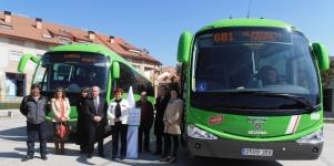 Imagen de la noticia Nuevos autobuses y horarios ampliados para la Línea 681 de Alpedrete