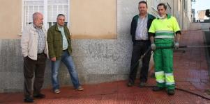 Imagen de la noticia Presión contra las pintadas