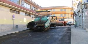 Imagen de la noticia Operación asfalto por las calles del municipio