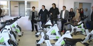 Imagen de la noticia González Taboada visitó la Ciudad Deportiva