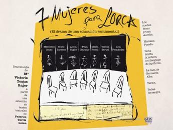 Imagen de la noticia 7 mujeres para Lorca
