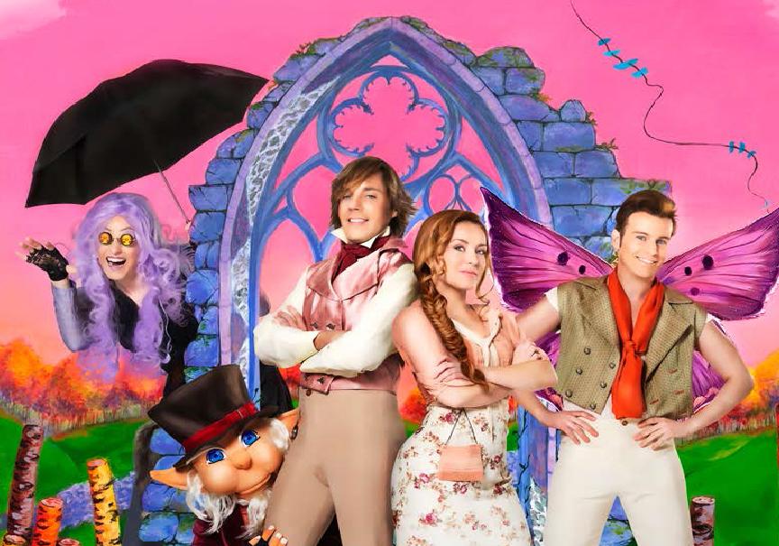 Imagen de la noticia Hansel y Gretel, el musical