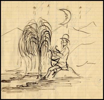 Imagen de la noticia Exposición: «Miguel de Unamuno. Dibujos»