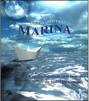 Imagen de la noticia Ópera. Marina de Emilio Arrieta