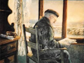Imagen de la noticia Pinturas al óleo de Concepción Sesa