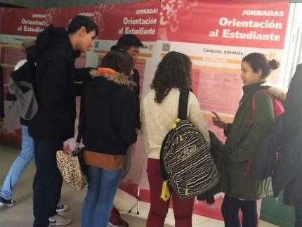 Imagen de la noticia Abiertas las Jornadas de Orientación al Estudiante