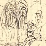 Imagen de la noticia Dibujos de Miguel de Unamuno