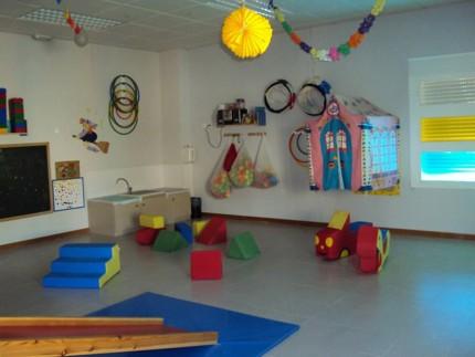 Aula de la Escuela Infaltil El Nogal de Alpedrete