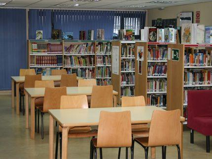 Biblioteca municipal de Alpedrete