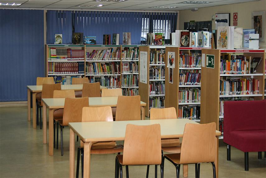 Imagen de la noticia Horario Biblioteca Municipal 28 de febrero y 2 de marzo