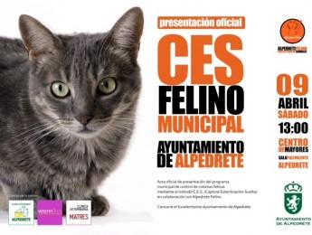 Imagen de la noticia Presentación método CES para felinos