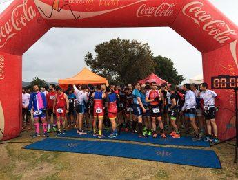 Imagen de la noticia 101 atletas participaron en el Duatlón 2016