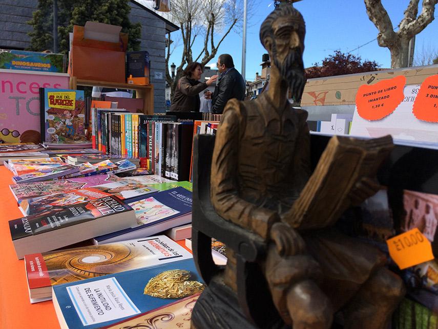 Imagen de la noticia La Feria del Libro en imágenes