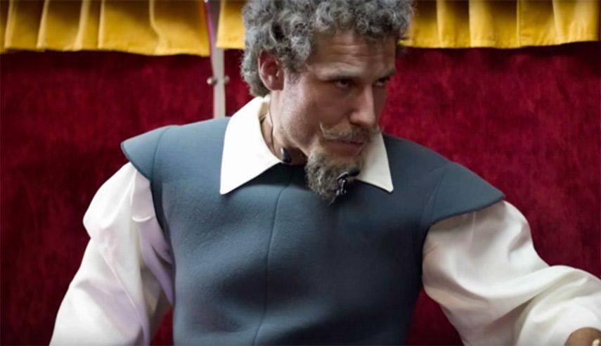 Imagen de la noticia Teatro Bus presenta El Quijote