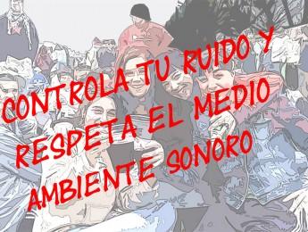 Imagen de la noticia ¡Baja el volumen!