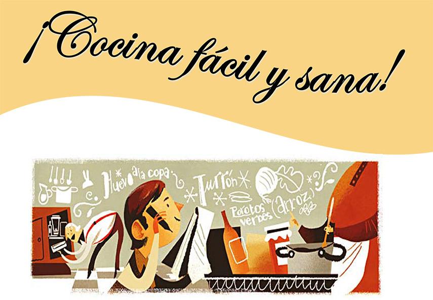 Imagen de la noticia Taller de cocina fácil y sana