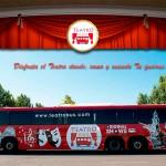 Vehículo del Teatro Bus