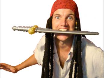 Imagen de la noticia Cuentacuentos en inglés. «A Pirate Stench»