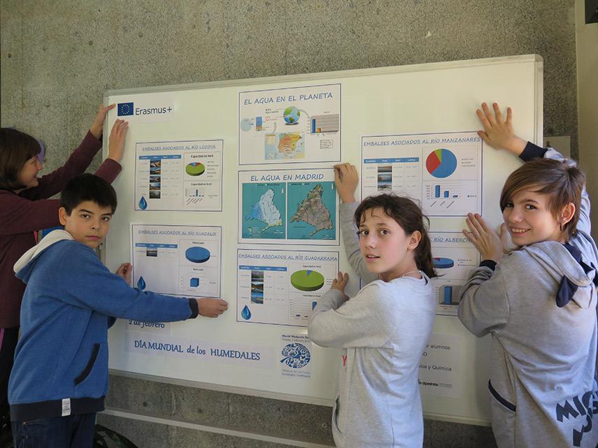 Imagen de la noticia Institutos europeos reflexionan sobre agua y turismo sostenible