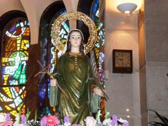 Imagen de la noticia Misa en honor a Santa Quiteria