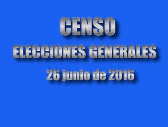 Imagen de la noticia Abierta la consulta del censo electoral