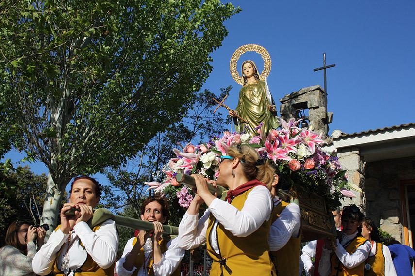 Imagen de la noticia La subida de Santa Quiteria