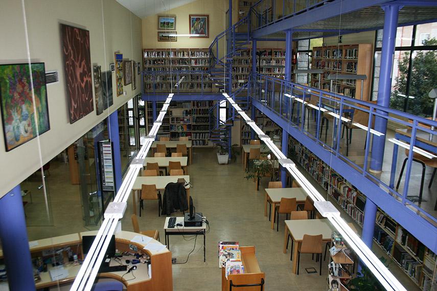 Imagen de la noticia Novedades en diciembre. Biblioteca municipal