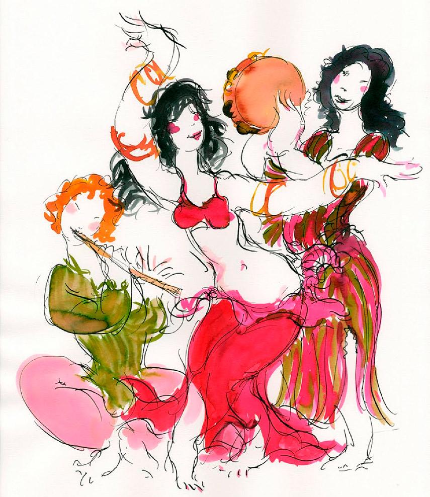 Imagen de la noticia Festival de Danza Oriental