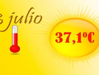 Imagen de la noticia Alerta por ola de calor el 3 de julio