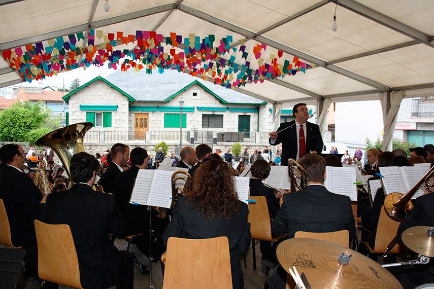 Imagen de la noticia La Banda Municipal en concierto