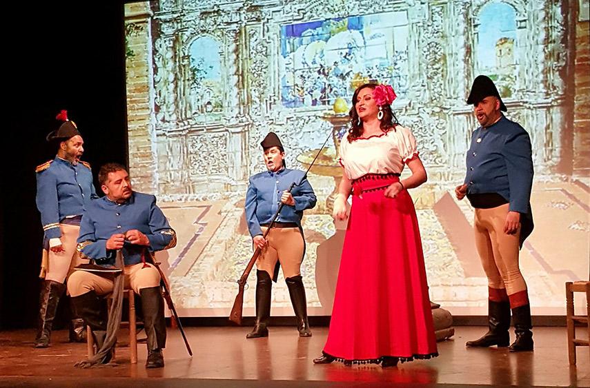 """Imagen de la noticia Noche de ópera: """"Carmen"""""""
