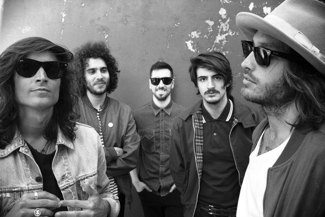 Imagen de la noticia Marlon, el grupo revelación pop rock 2016, en la II Edición de Festival Stone