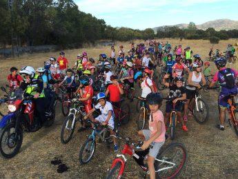Imagen de la noticia Alpedrete celebra en Bici el Día Mundial sin Coches