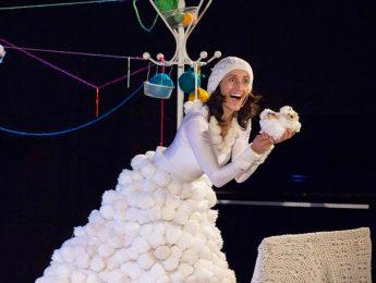 Imagen de la noticia Lana de Luna, teatro para bebés