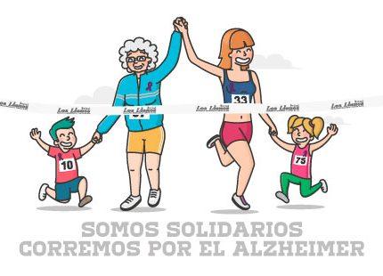 Imagen de la noticia Todos a correr por el Alzheimer: IV Milla Intergeneracional