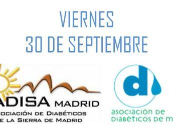 Imagen de la noticia La Asociación de Diabéticos de Madrid se fusiona con ADISA Madrid
