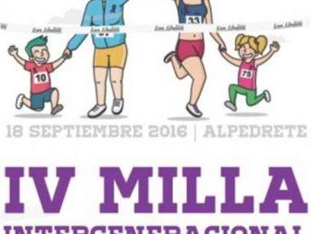 Imagen de la noticia IV Milla Intergeneracional Siempre Vital