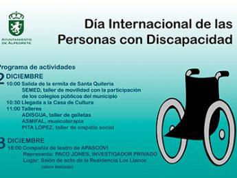 Imagen de la noticia Día Internacional de la Discapacidad