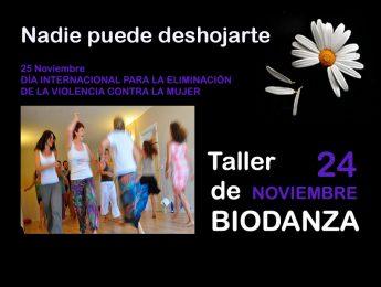 Imagen de la noticia Taller de Biodanza