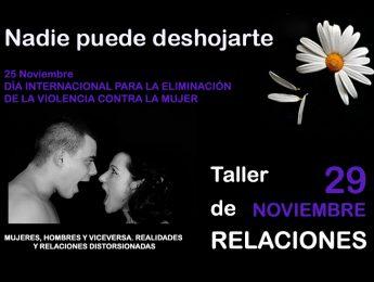Imagen de la noticia Taller: Mujeres, hombres y viceversa. Realidades y relaciones distorsionadas