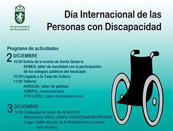 Imagen de la noticia Día Internacional de la Discapacidad. «Paco Jones, investigador privado»