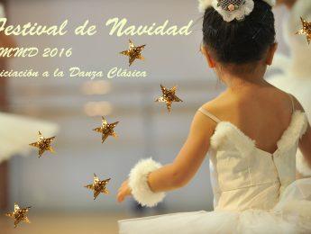 Imagen de la noticia Festival de Navidad EMMD. Iniciación a la Danza y Danza Clásica
