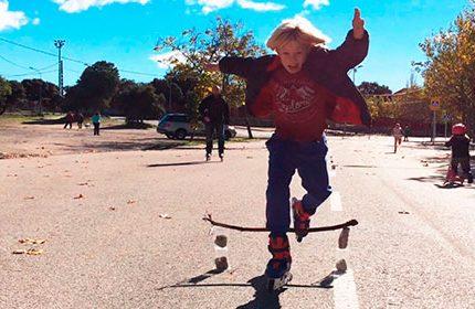Imagen de la noticia Domingo sobre ruedas