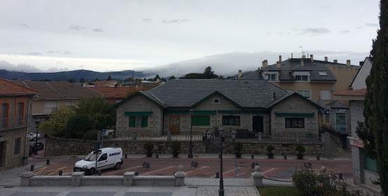 Imagen de la noticia AEMET retira la previsión de nevadas para el jueves en Alpedrete
