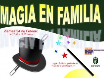 Imagen de la noticia Magia en familia